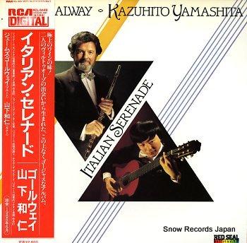 YAMASHITA, KAZUHITO & JAMES GALWAY italian serenade