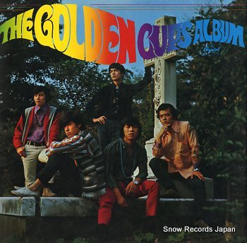 GOLDEN CUPS, THE album