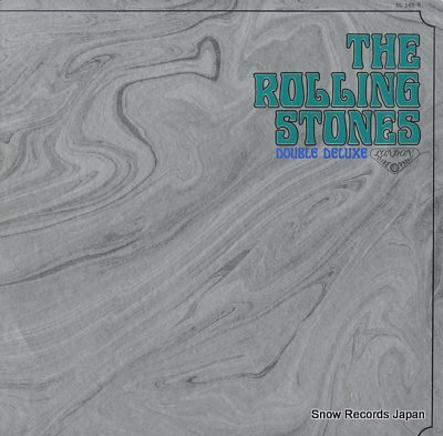ROLLING STONES, THE double deluxe