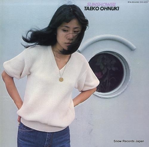 OHNUKI, TAEKO sunshower