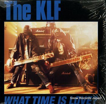 KLF, THE what time is love?