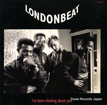 LONDON BEAT i've been thinking about you