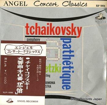 KLETZKI, PAUL tchaikovsky; symphony no.6 in b minor, op.74 pathetique