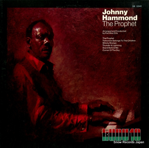 HAMMOND, JOHNNY prophet, the