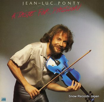 PONTY, JEAN-LUC taste for passion, a