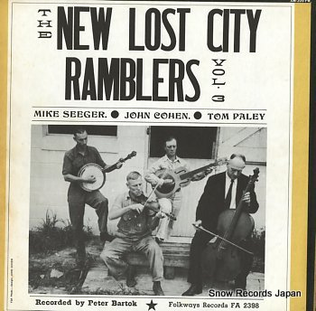 NEW LOST CITY RAMBLERS, THE vol.3