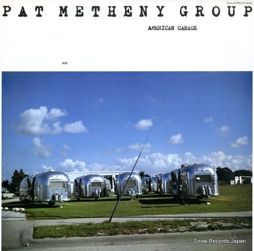 METHENY, PAT GROUP american garage