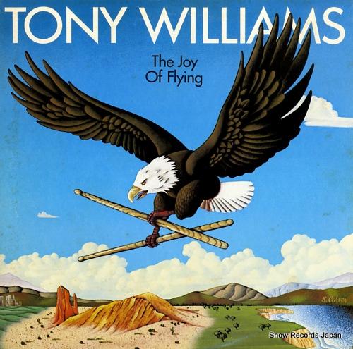 WILLIAMS, TONY joy of flying, the