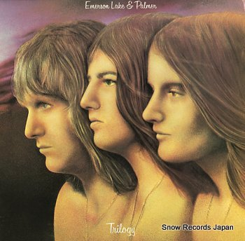 EMERSON, LAKE & PALMER trilogy