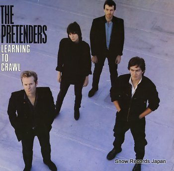 PRETENDERS, THE learning to crawl