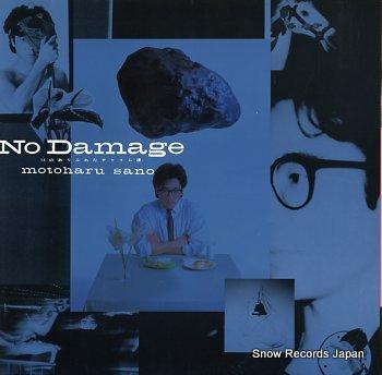 SANO, MOTOHARU no damage