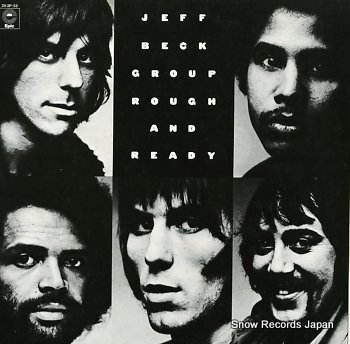 BECK, JEFF GROUP rough and ready