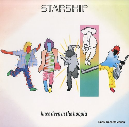 STARSHIP knee deep in the hoopla