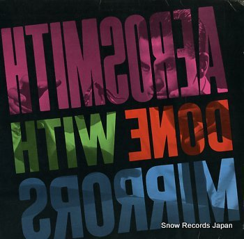 AEROSMITH done with mirrors
