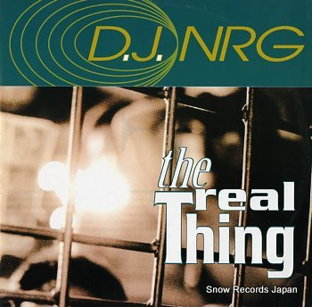 D.J.NRG real thing, the