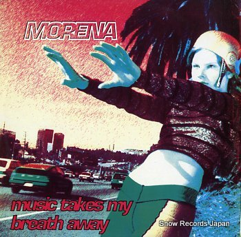 MORENA music takes my breath away