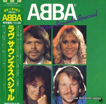ABBA love sounds special