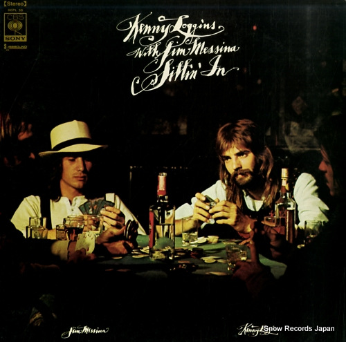 LOGGINS, KENNY & JIM MESSINA sittin' in