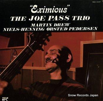 PASS, JOE eximious