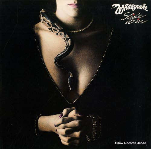 WHITESNAKE slide it in