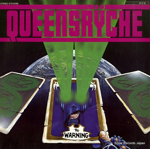 QUEENSRYCHE warning, the