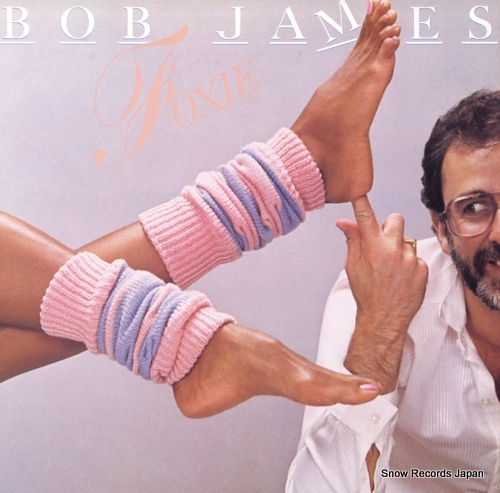 JAMES, BOB foxie