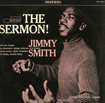 SMITH, JIMMY sermon, the
