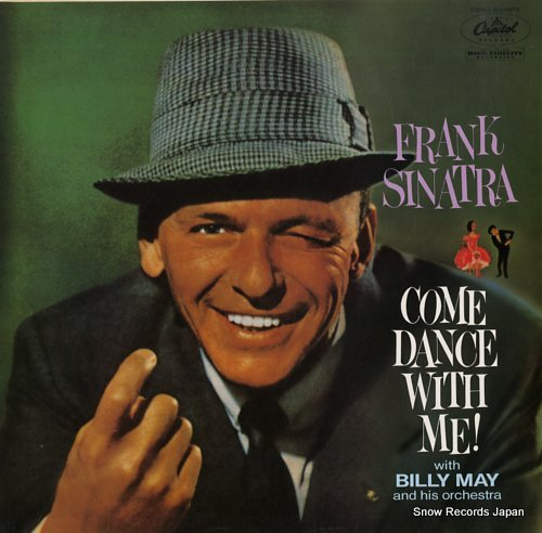 SINATRA, FRANK come dance with me