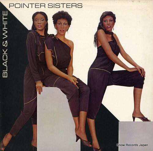 POINTER SISTERS black & white