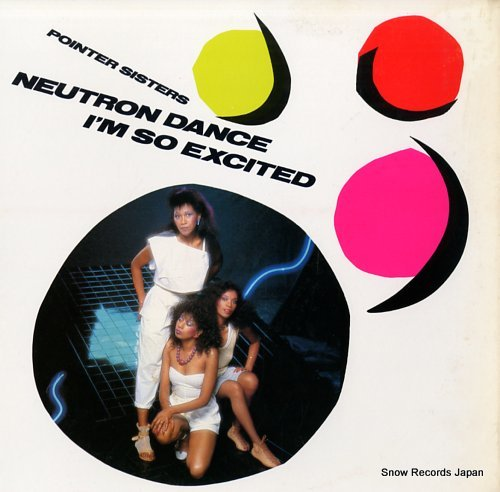 POINTER SISTERS neutron dance
