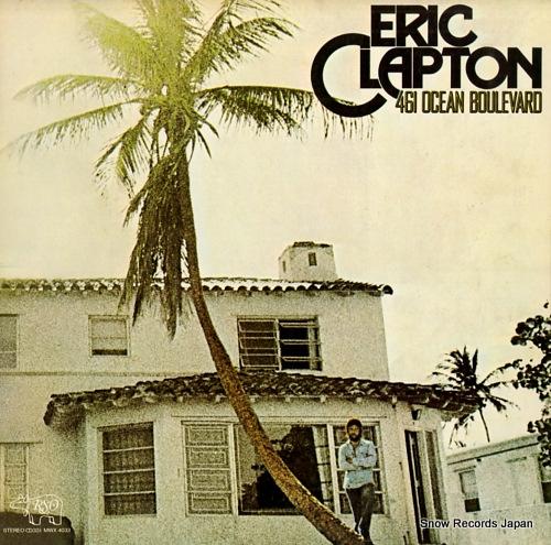 CLAPTON, ERIC 461 ocean boulevard