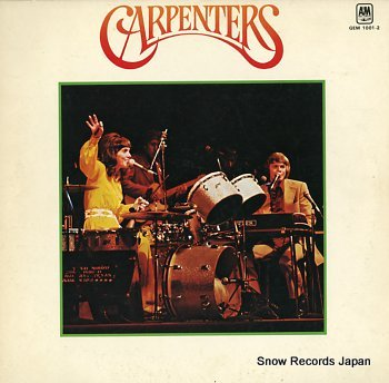 CARPENTERS, THE s/t