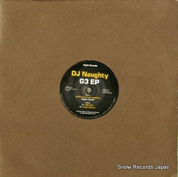 DJ NAUGHTY g3 ep