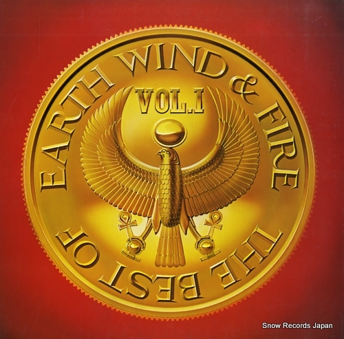 EARTH, WIND & FIRE best of earth, wind & fire vol.1, the