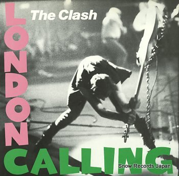 CLASH, THE london calling