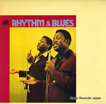 V/A rhythm and blues
