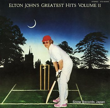 JOHN, ELTON greatest hits volume ii