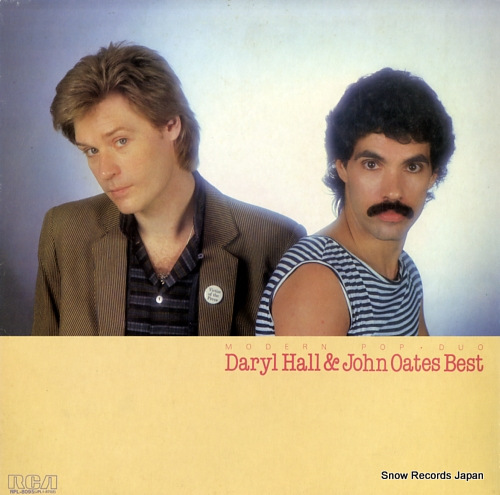 HALL, DARYL & JOHN OATES best
