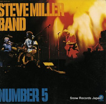 MILLER, STEVE BAND number 5