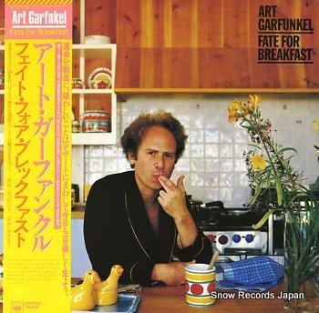 GARFUNKEL, ART fate for breakfast