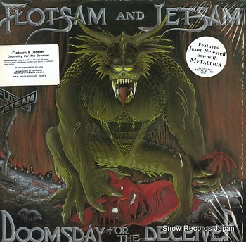 FLOTSAM AND JETSAM doomsday for the deceiver