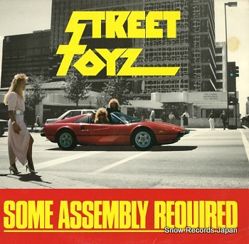 STREET TOYZ some assembly required