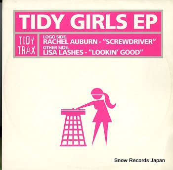 AUBURN, RACHEL / LISA LASHES tidy girls ep