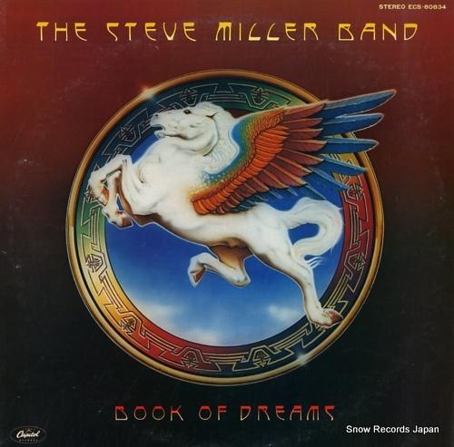 MILLER, STEVE BAND book of dreams
