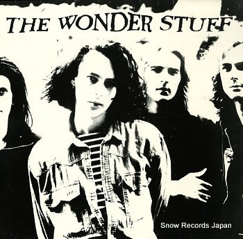 WONDER STUFF, THE bootlegged groove machine, the