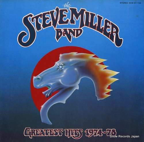 MILLER, STEVE BAND greatest hits 1974-78
