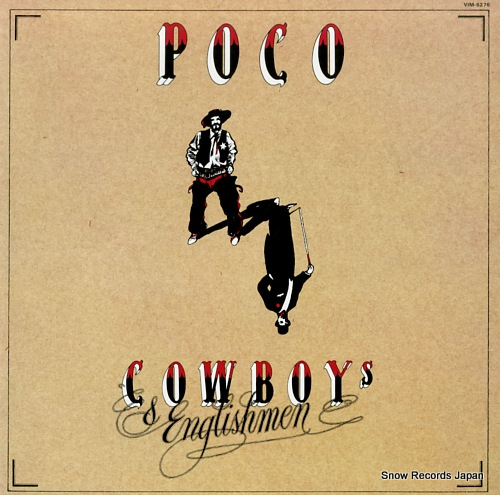POCO cowboys and englishmen