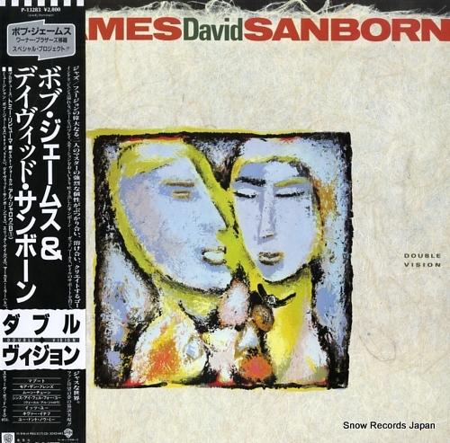 JAMES, BOB / DAVID SANBORN double vision