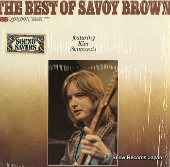 SAVOY BROWN best of, the