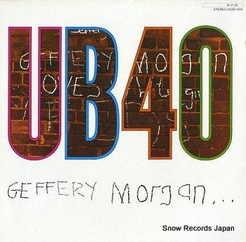 UB40 geffery morgan